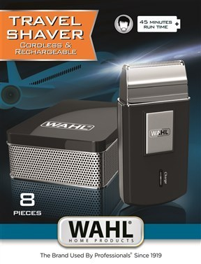 Afeitadora con-sin cable travel shaver