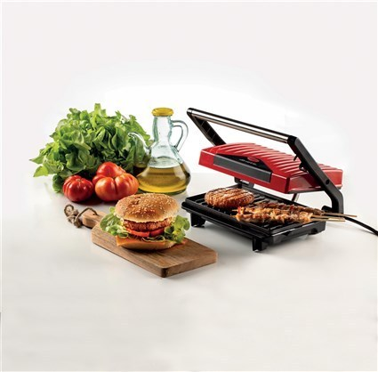 GRILL ELÉCTRICO SLIM PANINI GRILL